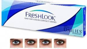 FRESHLOOK ONE DAY NUMARALI