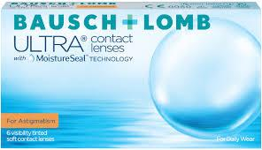 ULTRA CONTACT LENSES TORIC