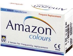 Amazon Colors/Numaralı