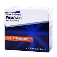 PUREVİSİON FOR ASTIGMATISM